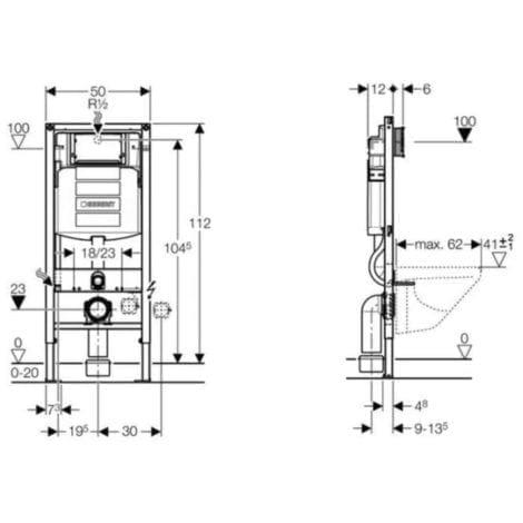 UP320 Technische Tekening