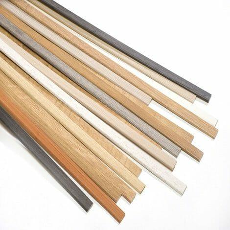 BouwCity Plakplinten bijpassende kleur 2.4 lang per lengte 2
