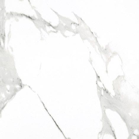 Carrara Marmerlook Hoogglans 60x60 -Vloertegel Wandtegel - Gerectificeerd 470x470