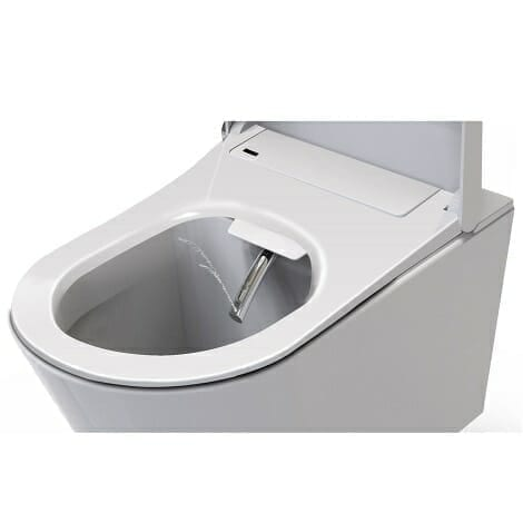 Vesta-Comfort Rimless wand douche-WC wit 2