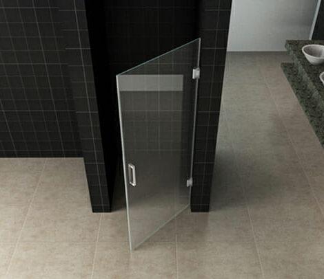 Wiesbaden profielloze nisdeur 8mm helder glas NANO coating 2