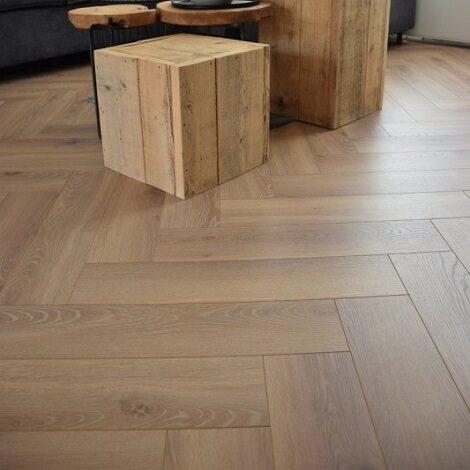 Alsapan Alicante Oak L R - Visgraat laminaat W518 1