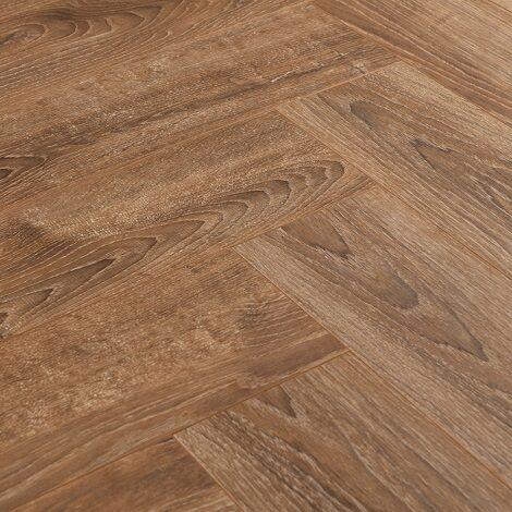 Alsapan Baleares Oak L R - Visgraat laminaat W622 2