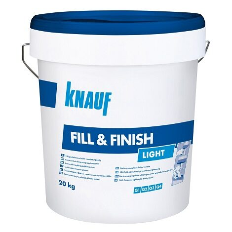 Knauf Fill & Finish Light Mortel 20kg