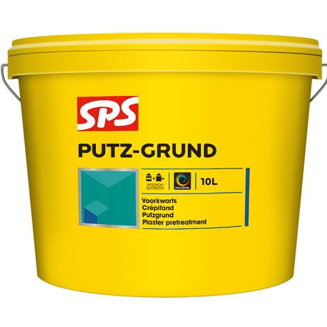 SPS Putz Grund Voorkwarts binnen en buiten wit 10L