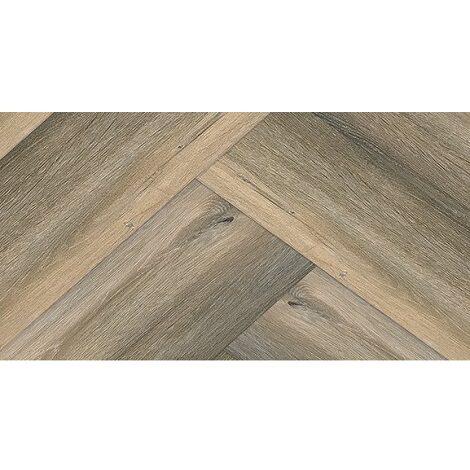 Bodiax - Mill Oak 554 9mm - Fisk Visgraat BP580 Hydro Core Clic PVC 1